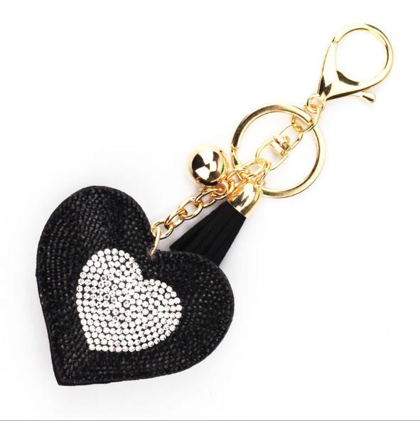 PU皮钥匙扣工厂定制礼品钥匙扣