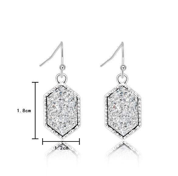 厂家定制品牌礼品赠品耳环耳钉 (3)